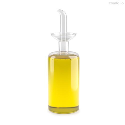 Емкость для масла Basics 500мл, цвет прозрачный - Balvi