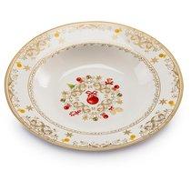 """Тарелка суповая 22см """"Особый вкус праздника"""" - Lamart"""