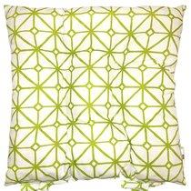 "Подушка на стул ""Трианон"", 41х41 см, 705-2008/1, цвет зеленый - Altali"
