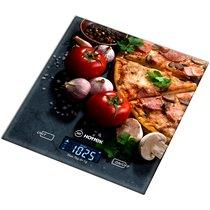 Весы Кухонные Пицца Hottek Ht-962-025 18X20 см, МаксВес 7Кг - Keyon