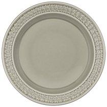"""Тарелка обеденная Portmeirion """"Ботанический сад.Гармония"""" 27см (серая), цвет серый, 27 см - Portmeirion"""