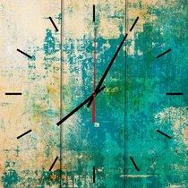 Зеленый гранж 30х30 см, 30x30 см - Dom Korleone