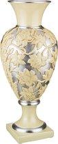 ВАЗА СЕРЕБРО ВЫСОТА 68 см - Ceramiche Millennio