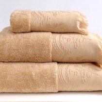 Полотенце банное Sense Bej, цвет бежевый, размер 50x90 - Irya
