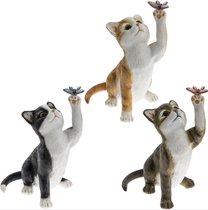 Озорной котенок 12 см 3 вида - Lesser & Pavey