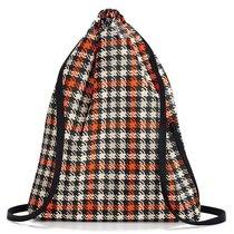 Рюкзак складной Mini maxi sacpack glencheck red - Reisenthel