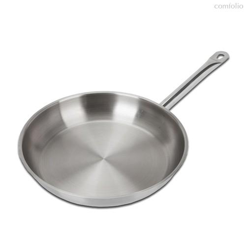 Сковорода d=24 h=4,5 см, без крышки - Gerus