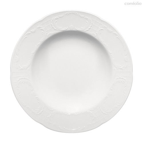 Тарелка круглая глубокая 0.33л 23 см, с глубоким краем, Mozart - Bauscher