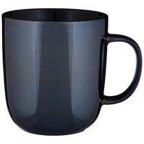 Кружка Gloss 400Мл Черная, цвет черный, 400 мл - Xianfeng Ceramic