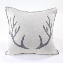 Подушка с орнаментом Deer, 45х45 см - EnjoyMe