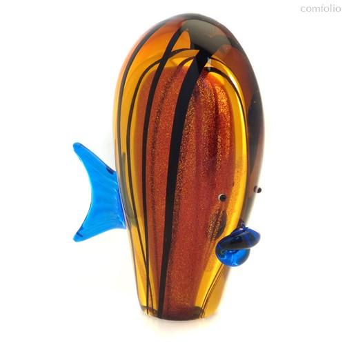 Фигурка Оранжевая рыбка 14*19 см - Top Art Studio