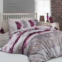 Постельное белье Altinbasak Catelin, цвет розовый, размер 2-спальный - Altinbasak Tekstil