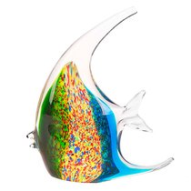 Фигурка Цветная скалярия 17х19см - Art Atelier