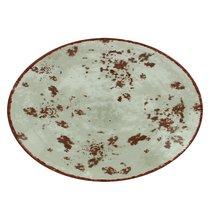 Тарелка овальная плоская 26 см - RAK Porcelain