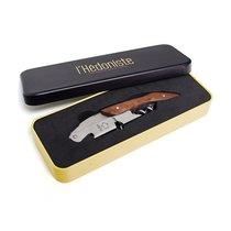Штопор l'Hedoniste в подарочной коробке, цвет коричневый - Balvi