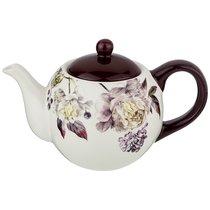 Чайник Заварочный Пурпур 22,5x13,5 см Высота 14,5 см / 950 мл - Huachen Ceramics