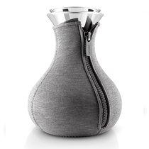 Чайник заварочный Tea maker в неопреновом текстурном чехле, 1 л, темно-серый - Eva Solo