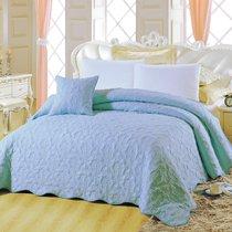 Покрывало Cleo Андора, цвет голубой, 220x240 - Cleo