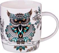 Кружка Сова 350 Мл - Taiyu Porcelain