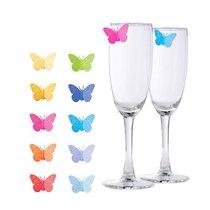 Маркеры для бокалов Drink Wings 10шт., цвет разноцветный - Balvi