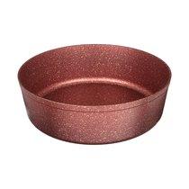 Форма Agness Круглая 26X7,5 см Трехслойное Покр Granit, Pfoa Free - ISFA Metal Tekstil