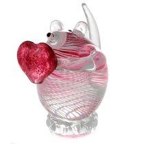 Фигурка Навсегда в моем сердце 14*13 см - Art Glass