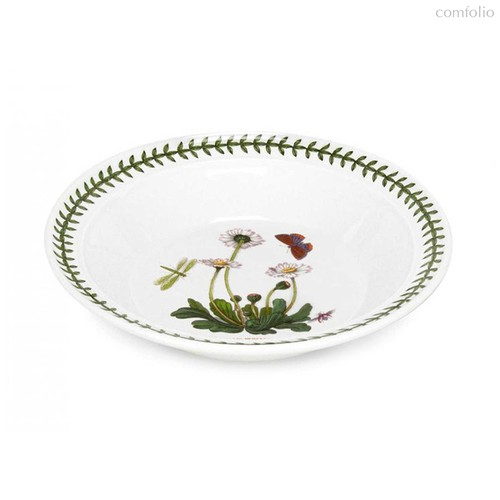 "Тарелка суповая Portmeirion ""Ботанический сад. Маргаритка"" 20см - Portmeirion"