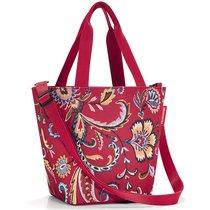 Сумка Shopper XS paisley ruby - Reisenthel