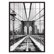 Бруклинский мост, 21x30 см - Dom Korleone