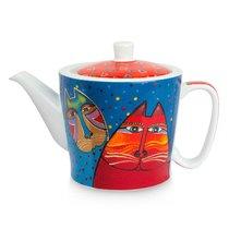 Чайник 450мл Лорель Берч Красный - Egan
