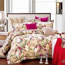 Комплект постельного белья С-159, цвет бежевый, размер 1.5-спальный - Valtery