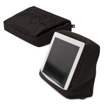 Подушка-подставка с карманом для планшета Hitech черная - Bosign