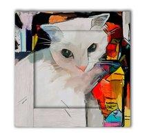 Кошка 45х45 см, 45x45 см - Dom Korleone