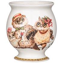 Подставка Под Чайные Ложки Lefard Owls Party 9 см - Jinding