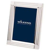"Рамка для фото Wilkens ""Сен-Жермен"" 10х15см (посеребрение) - Wilkens"