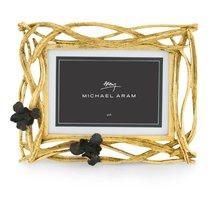 """Рамка для фото Michael Aram """"Черный ирис"""" 24х19см - Michael Aram"""