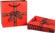Комплект Бумажных Пакетов Из 10 шт. 20X20X8 см - Vogue International