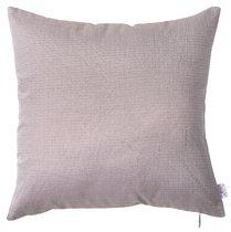 """Чехол для декоративной подушки """"Mono berry"""", 02-2009/6, 43х43 см, цвет кремовый, 43x43 - Altali"""