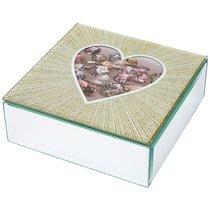 Шкатулка Коллекция Heart 16X16X6 см - Dalian