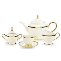 """Сервиз чайный Lenox """"Подлинные ценности"""" на 6 персон 15 предметов - Lenox"""