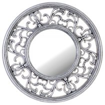 Зеркало Настенное Italian Style 31 См Цвет: Серебро - Arts & Crafts