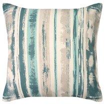 """Чехол для декоративной подушки """"Имбат"""", P402-1908/1, 43х43 см, цвет голубой, 43x43 - Altali"""