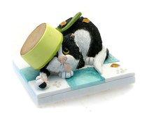 Ночь на плитке 5 см - Сomic Cats - Enesco