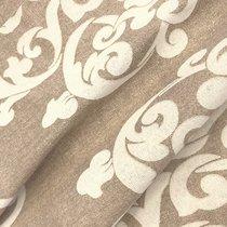 """Штора с рисунком """"Флоренция"""", P708-8759/2, 180х270 см, цвет бежевый, 180x270 - Altali"""