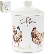 Курочки Емкость для кофе - Lesser & Pavey