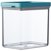 Контейнер для хранения прямоугольный Mepal 1,1л (мятная крышка) - Mepal