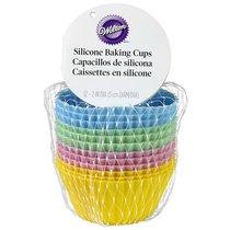 Набор силиконовых форм для кексов Wilton 5см, 12шт - Wilton