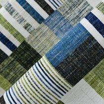 Ткань лонета Инди ширина 280 см/ 44281, цвет синий - Altali