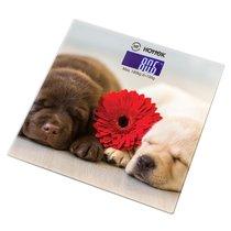 Весы Напольные Собаки Hottek Ht-962-016 30X30 см МаксВес 180 Кг - Keyon