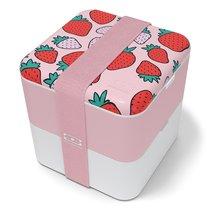 Ланч-бокс MB Square strawberry - Monbento